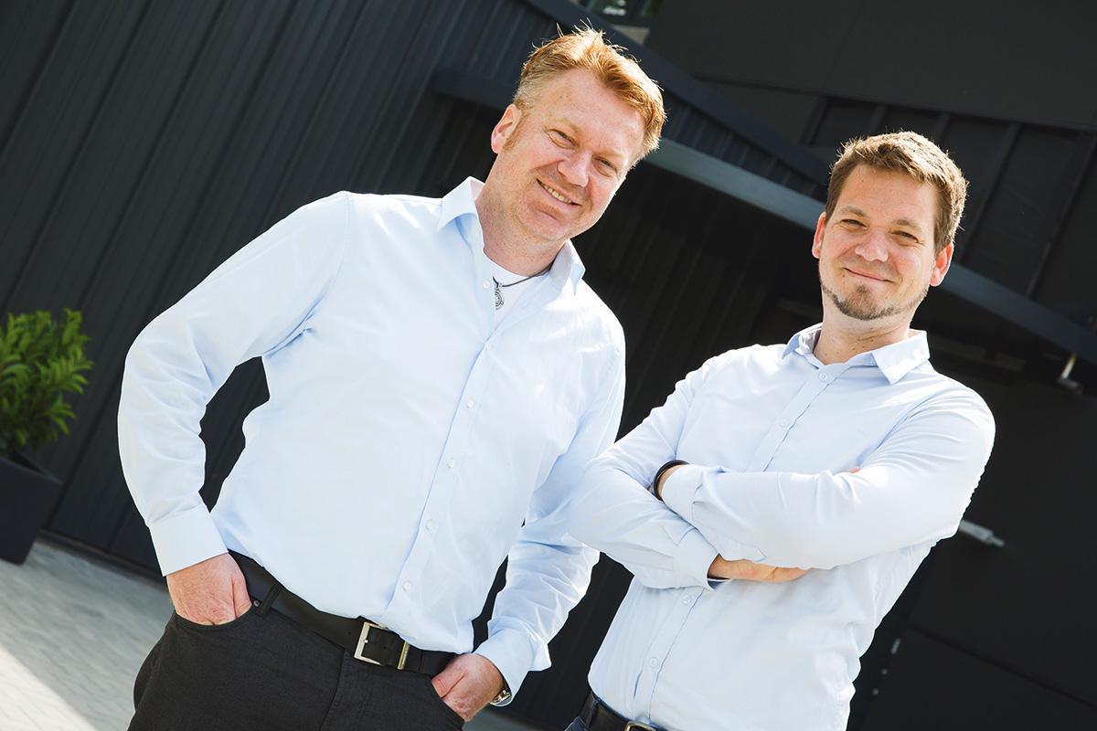 MediCar Geschäftsführer Duo
