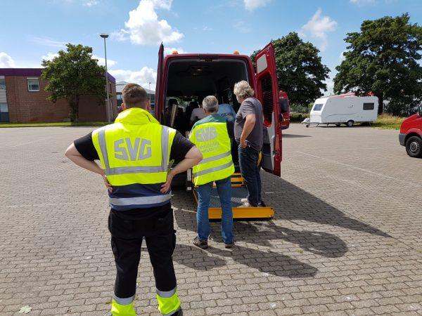 MediCar GmbH & Co.KG Rollstuhleinweisung